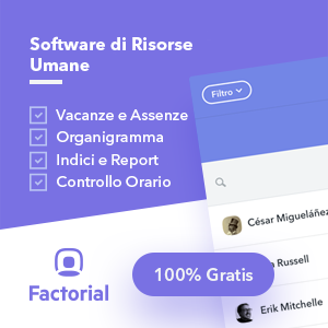 Factorial Software Risorse Umane