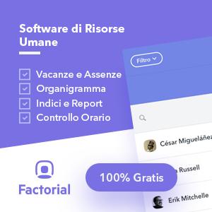 Factorial Software Risorse Umane