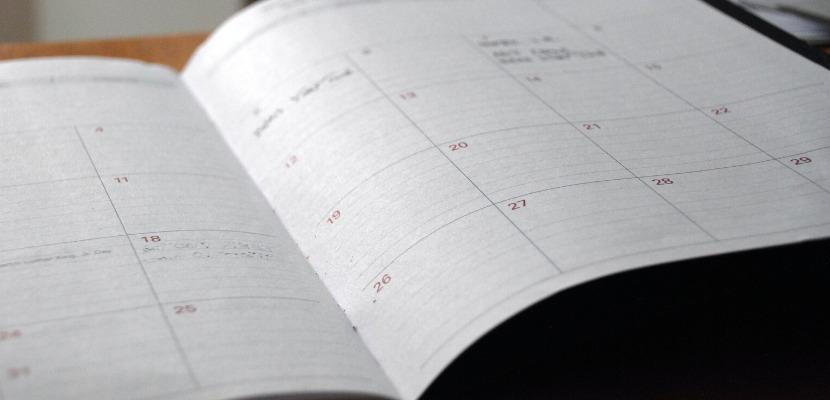 calendario lavorativo per il 2020
