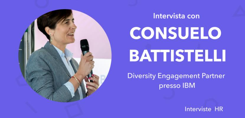diversity and inclusion consuelo battistelli IBM