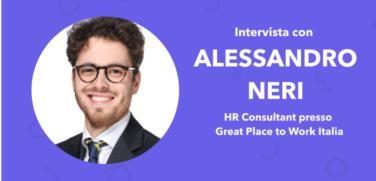 Alessandro neri hr consultant